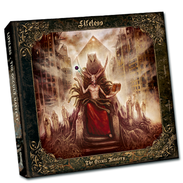 Digipak - The Occult Mastery
